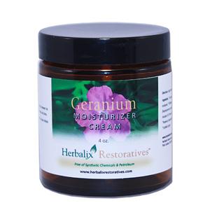 Herbalix Geranium Moisturizer